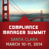 Compliance Manager Summit 2014