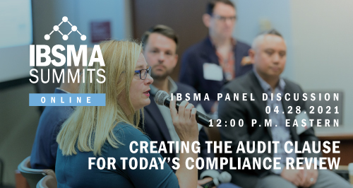IBSMA Panel Discussion - April 28, 2021