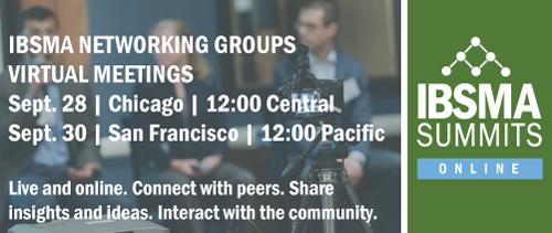 IBSMA Networking Groups