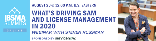 What's Driving SAM and License Management