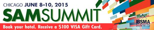 SAM Summit Chicago Hotel Promotion
