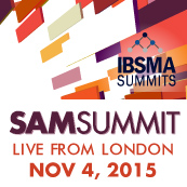 SAM Summit 2015 Live from London Web Conference