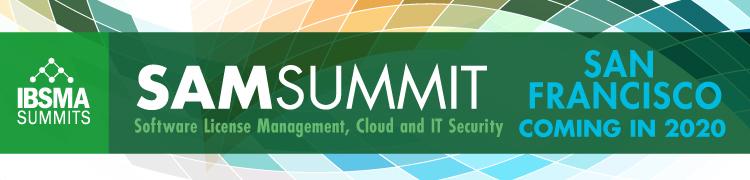 SAM Summit San Francisco