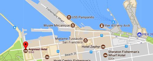 Argonaut Map