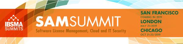 SAM Summit 2019